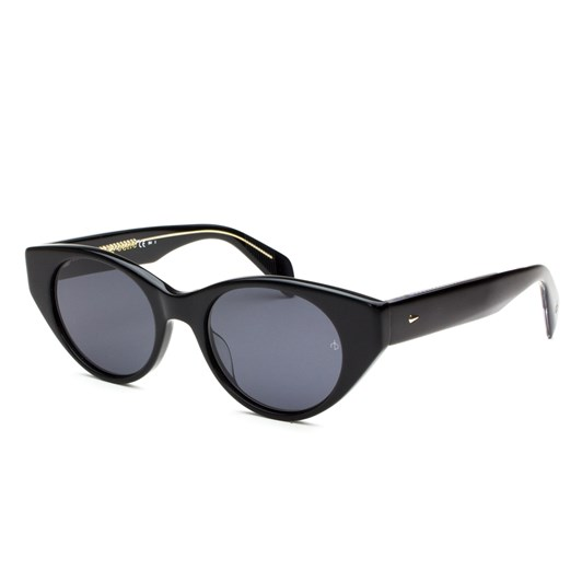 Rag & Bone 1012/S Sunglasses Black