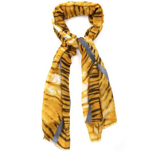 Ballantynes Tiger Print Scarf