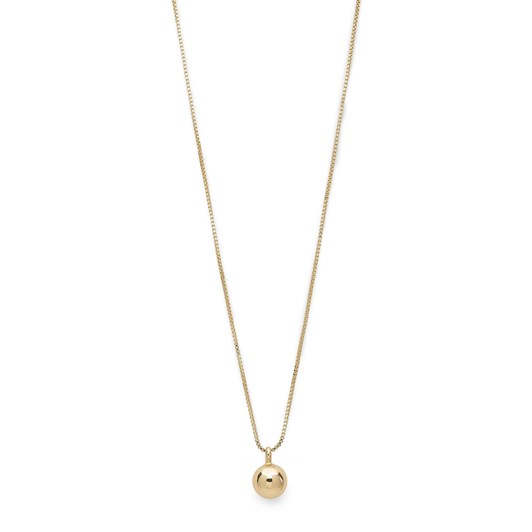 Pilgrim Poe Gold Plated Necklace