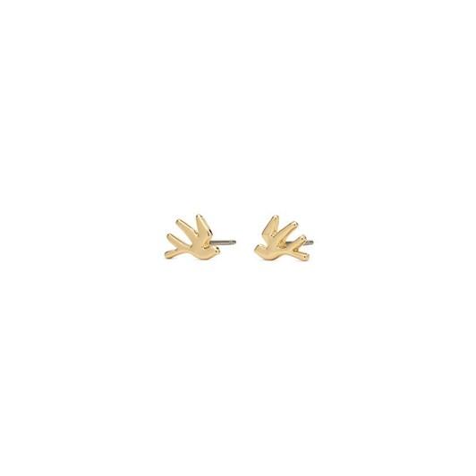 Pilgrim Zora Gold Plated Earrings