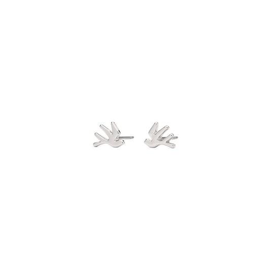 Pilgrim Zora Silver Plated Earrings