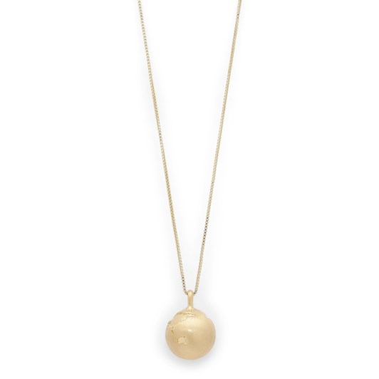 Pilgrim Berta Gold Plated Necklace
