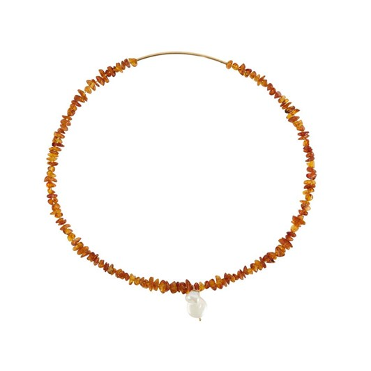 Holly Ryan Amber Choker - Sterling Silver