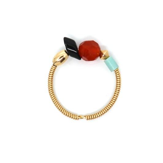 Petite Grand Harlequin Ring
