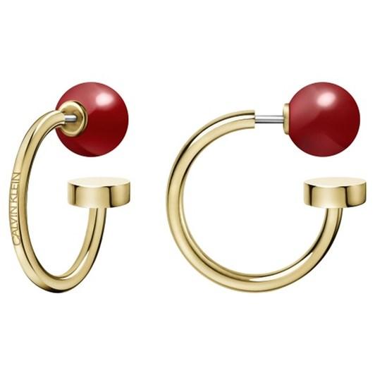 CALVIN KLEIN Bubbly Earrings