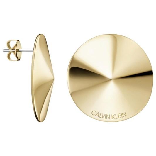 CALVIN KLEIN Spinner Earrings