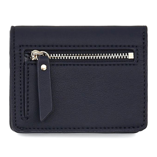 Tommy Hilfiger Item Statement Medium Metal Logo Wallet - 0km corporate mi