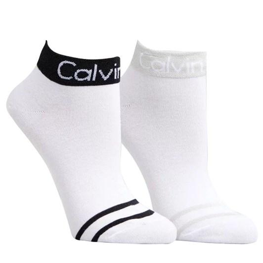 Calvin Klein Coolmax Anklet Pack