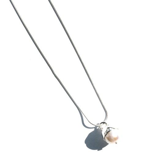 Jasmin Sparrow Pearl Drop Necklace