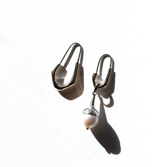 Jasmin Sparrow Lulu Earrings - Pearl