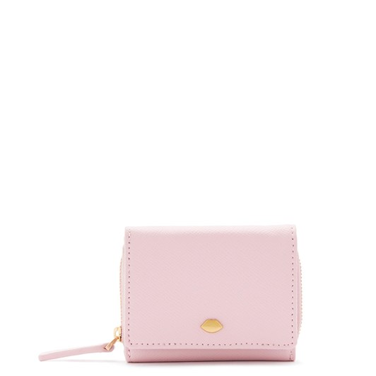 Lulu Guinness Blossom Leather Lewis Wallet