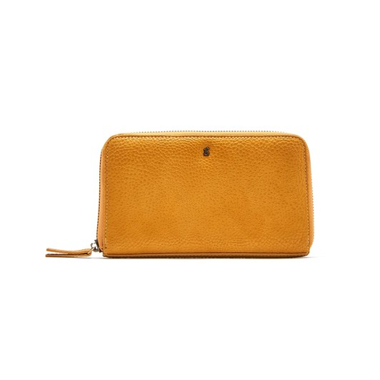 Joules Fairford Bright Faux Leather Zip Around Purse