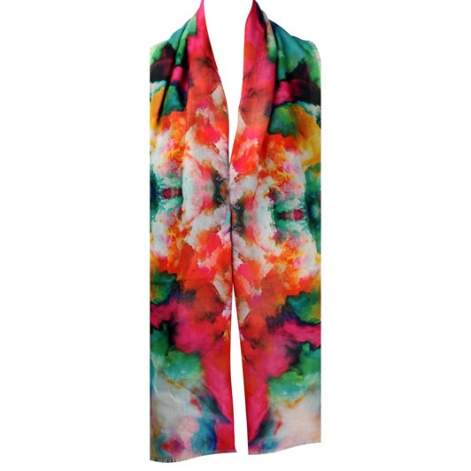 Alice & Lily Bright Bloom Scarf