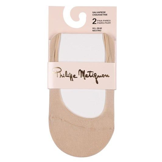 Philippe Matignon Salvapiede Chaussettine Footlets 2Pack