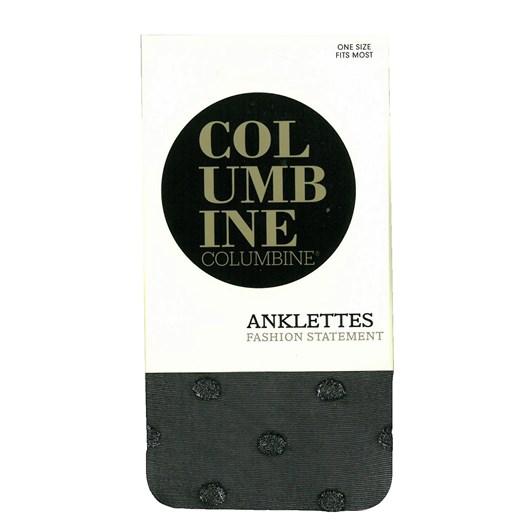 Columbine Glitter Spot Anklet