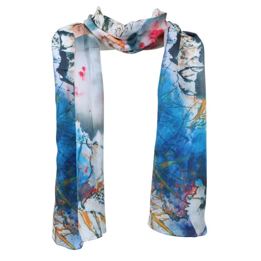 Gift Zone Top Quality Silk Scarf