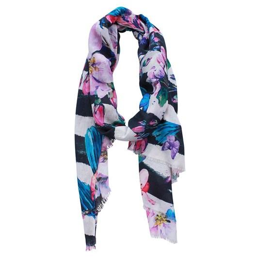 Dlux Sonia Digital Print Cotton Twill Scarf