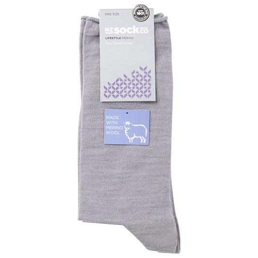 NZ Sock Co Merino Comfort Top Sock