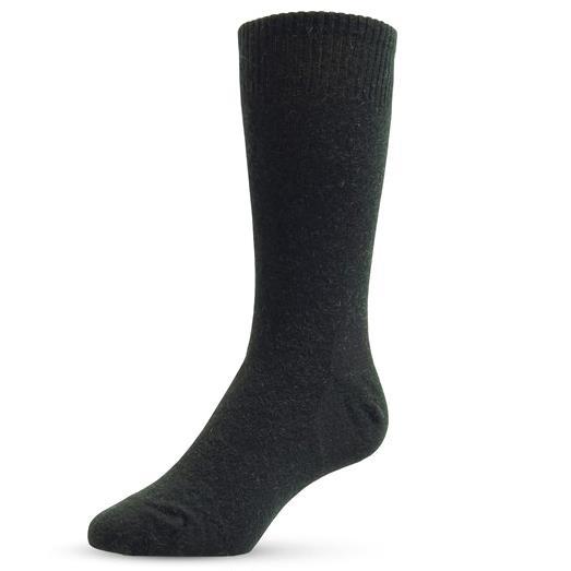 NZ Sock Co Classic Possum Dress Sock - 947 -  black