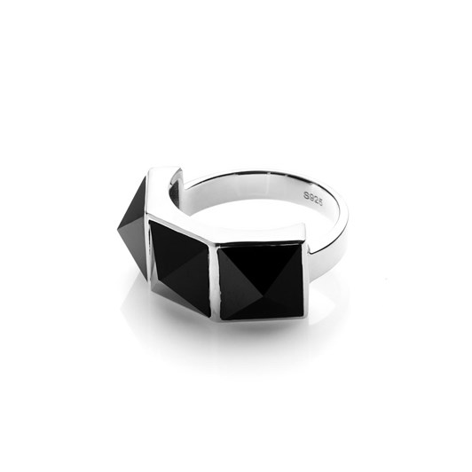 Silk & Steel  Rock Glam Ring