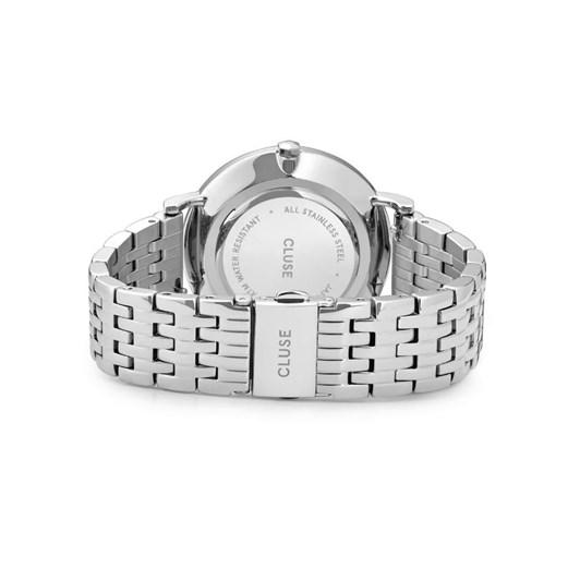 Cluse La Bohème Multi-Link Silver White/Silver
