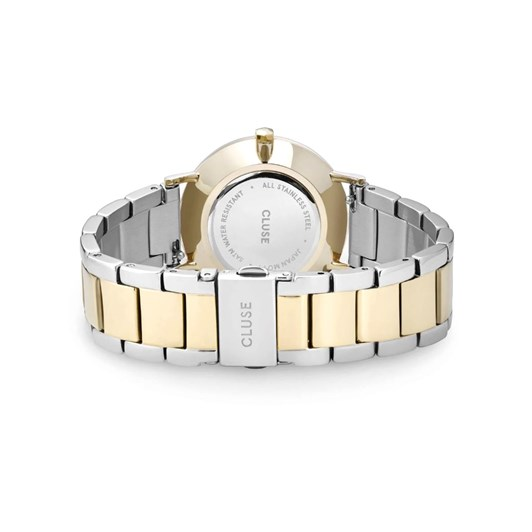 Cluse Minuit 3-Link Gold Silver/Gold/Silver