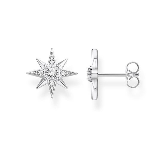 Thomas Sabo Silver Star Ear Studs