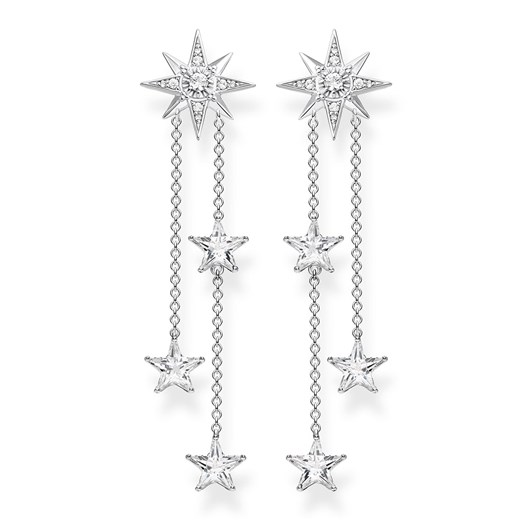 Thomas Sabo Silver Star Earrings