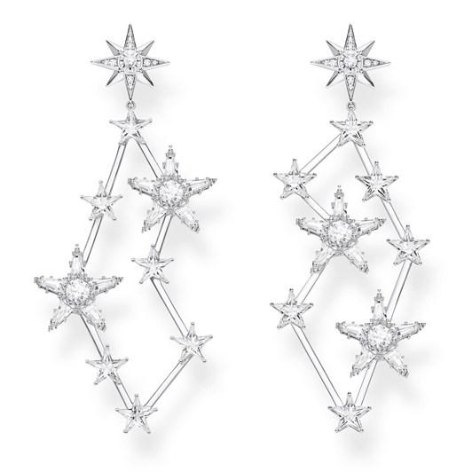 Thomas Sabo Silver Star Earrings