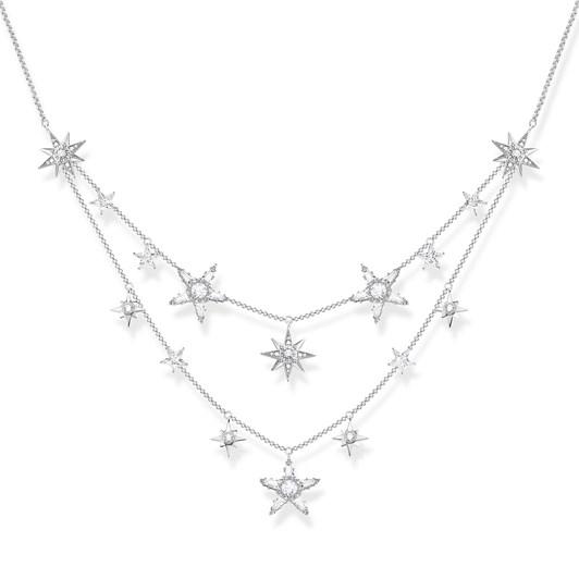 Thomas Sabo Stars Necklace