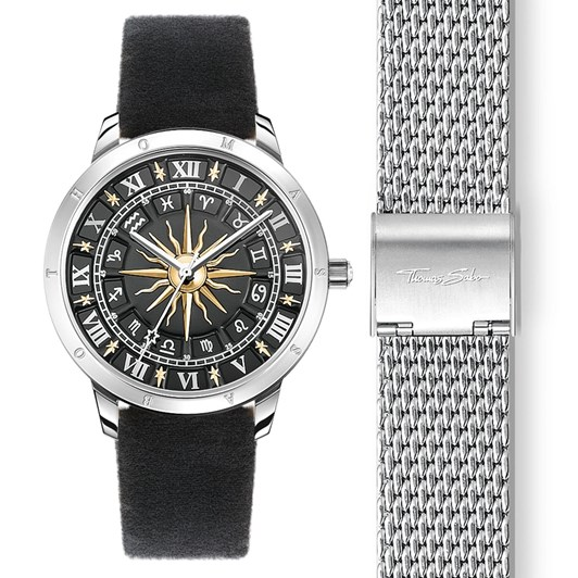 Thomas Sabo Women's Watch Sun - Two-Tone