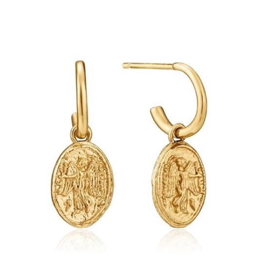 Ania Haie Gold Digger Nika Mini Hoop Earrings