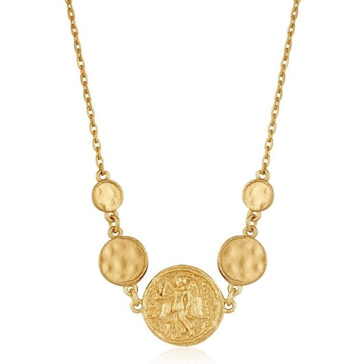 Ania Haie Gold Digger Nika Necklace