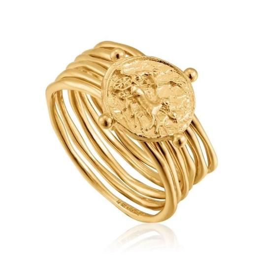 Ania Haie Gold Digger Apollo Ring