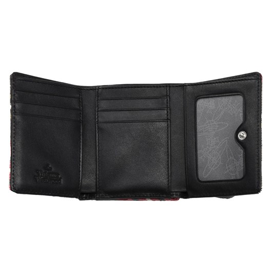 Vivienne Westwood Small Frame Wallet With Coin Pocket