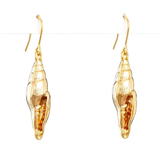 Stella & Gemma Earring Conch Shell
