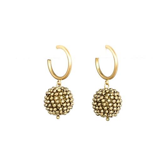 Stella & Gemma Earring Bead Ball