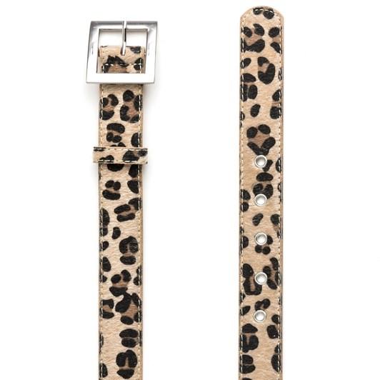 Stella & Gemma Belt Leopard