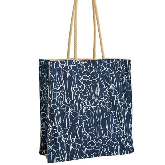 Seasalt Kitchen Garden Bag Drawn Daffodils Harbour