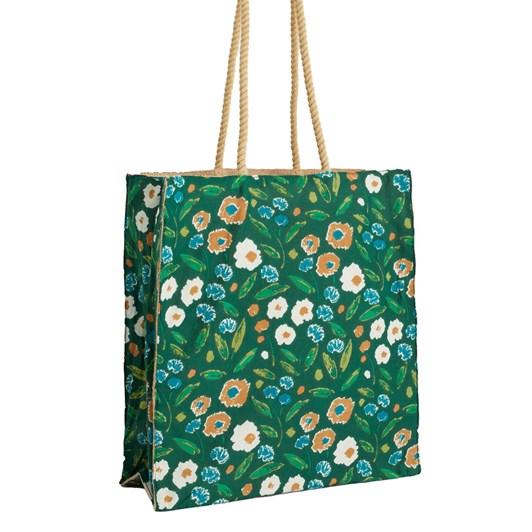Seasalt Kitchen Garden Bag Pastel Foliage Watson Green