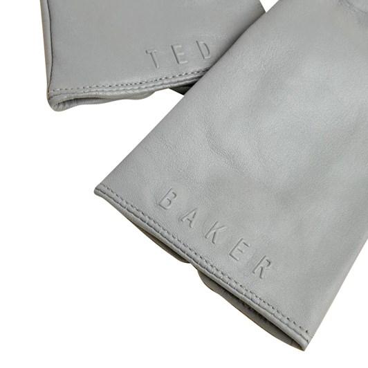 Ted Baker BAAYLEE Branded Leather Gloves