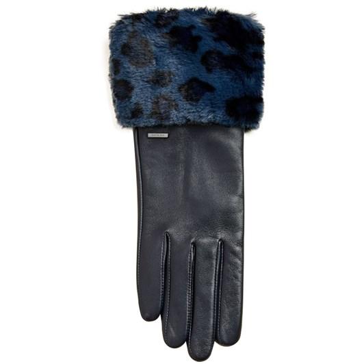 Ted Baker FLEURI Fur Trimmed Gloves