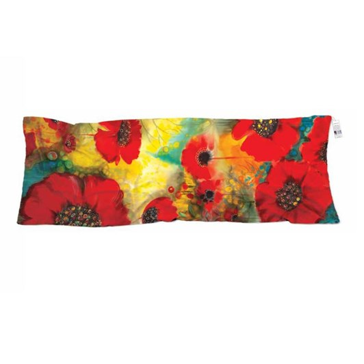 Front Row Society Poppies Red Scarf