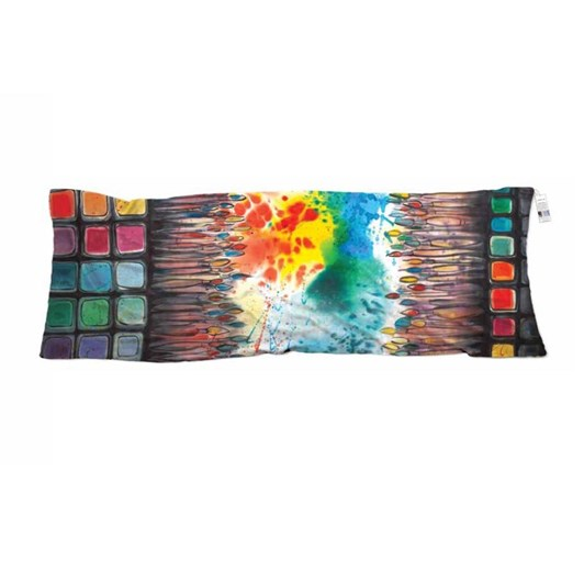 Front Row Society The Paint Box Scarf