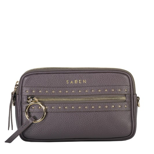 Saben Jaxon Leather Bag