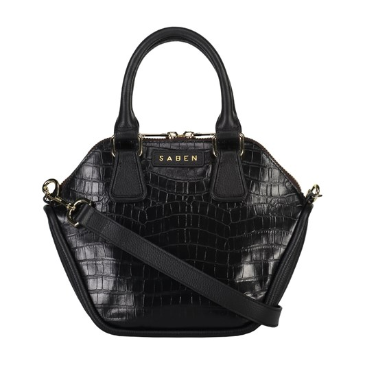 Saben Liv Leather Handbag