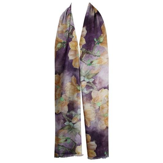 Alice & Lily Floral Scarf