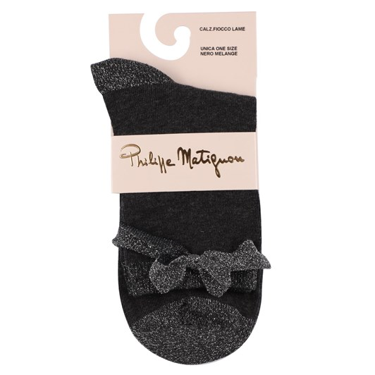Philippe Matignon Fiocco Wool [Lame] Socks