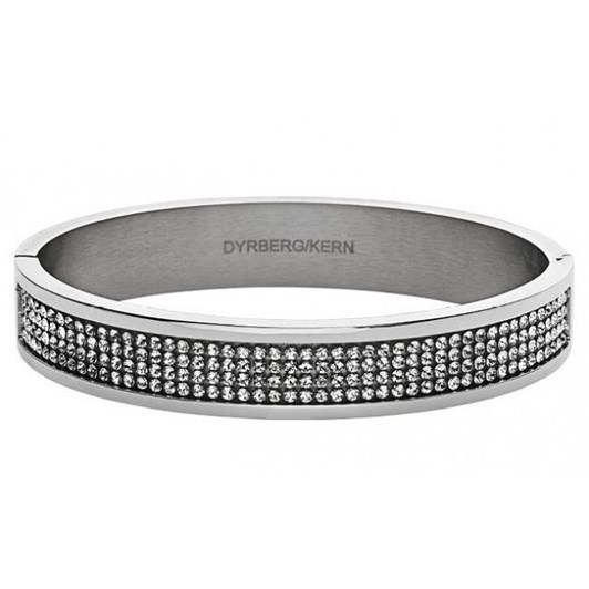 Dyrberg Kern Heli SS Crystal Bracelet