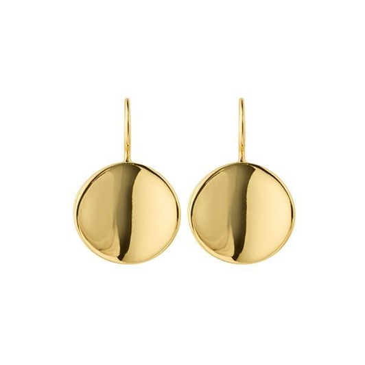Dyrberg Kern Gaia Shiny Gold Earring